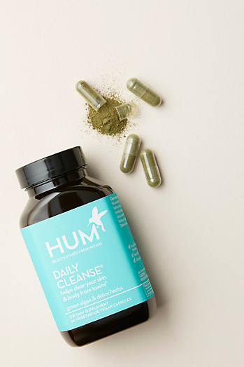Slide View: 1: Hum Nutrition Daily Cleanse Supplements