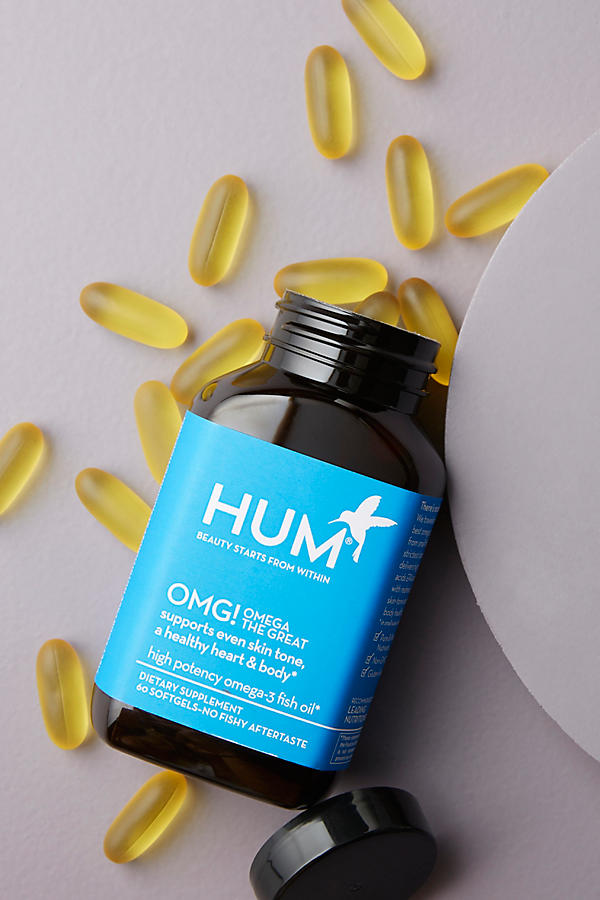 Slide View: 1: Suppléments OMG! Omega the Great Hum Nutrition
