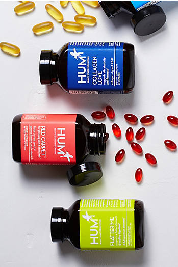 Slide View: 4: Hum Nutrition Flatter Me Supplements