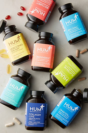 Slide View: 3: Hum Nutrition Red Carpet Supplements