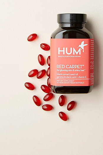 Slide View: 1: Hum Nutrition Red Carpet Supplements