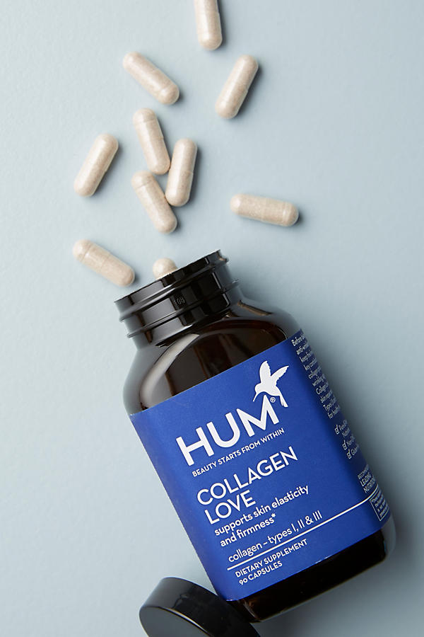 Slide View: 1: Hum Nutrition Collagen Love Supplements