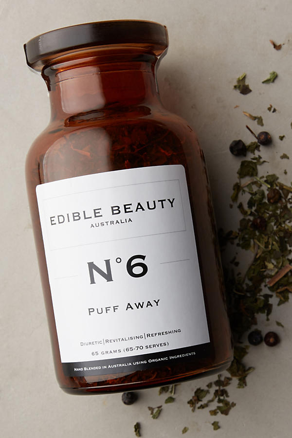 Slide View: 1: Edible Beauty Green Goddess Detox Tea
