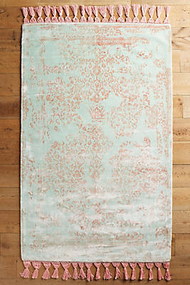 Slide View: 1: Overdyed Tilda Rug