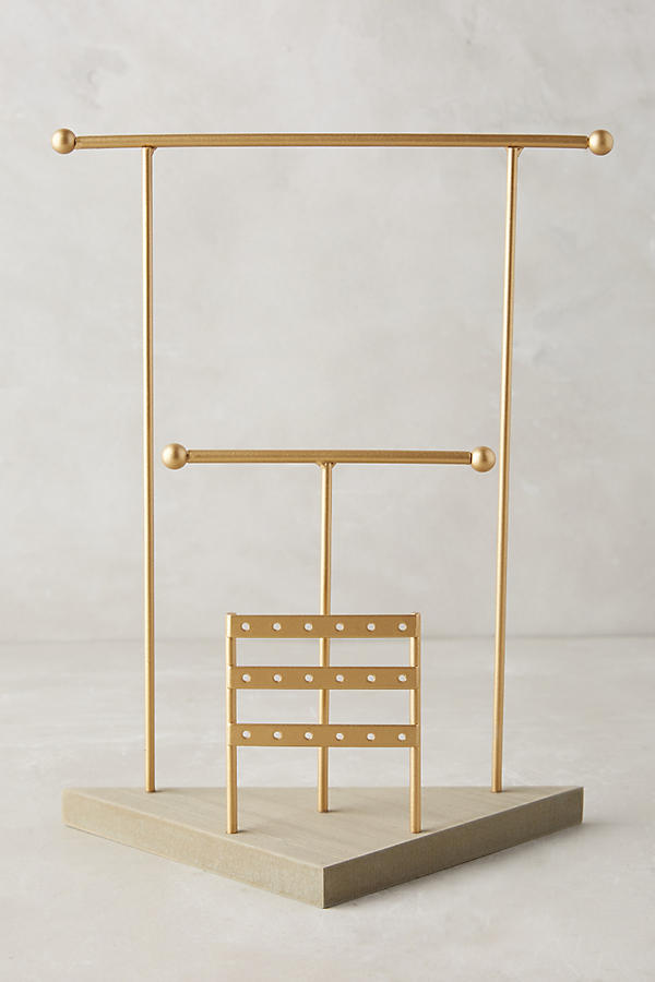Slide View: 2: Highbar Jewelry Stand
