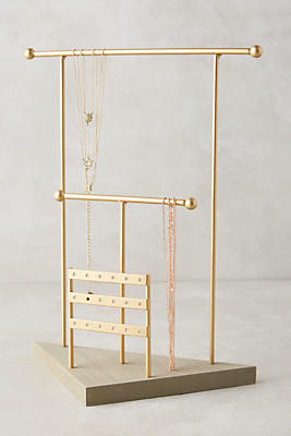 Slide View: 1: Highbar Jewelry Stand
