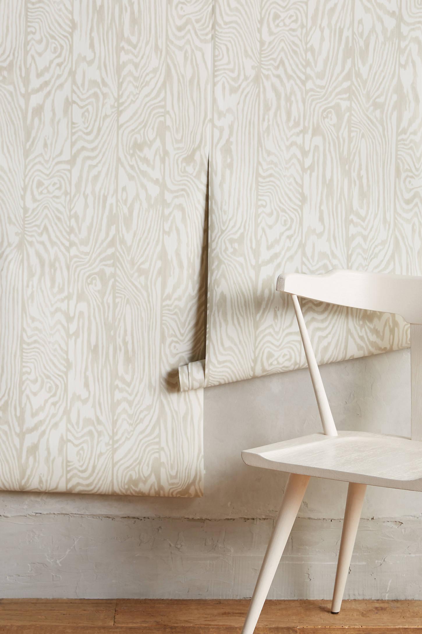 Zebrawood Wallpaper