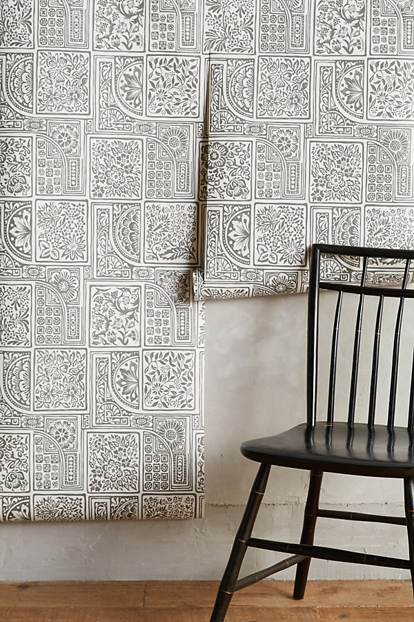 Bellini Wallpaper - Black