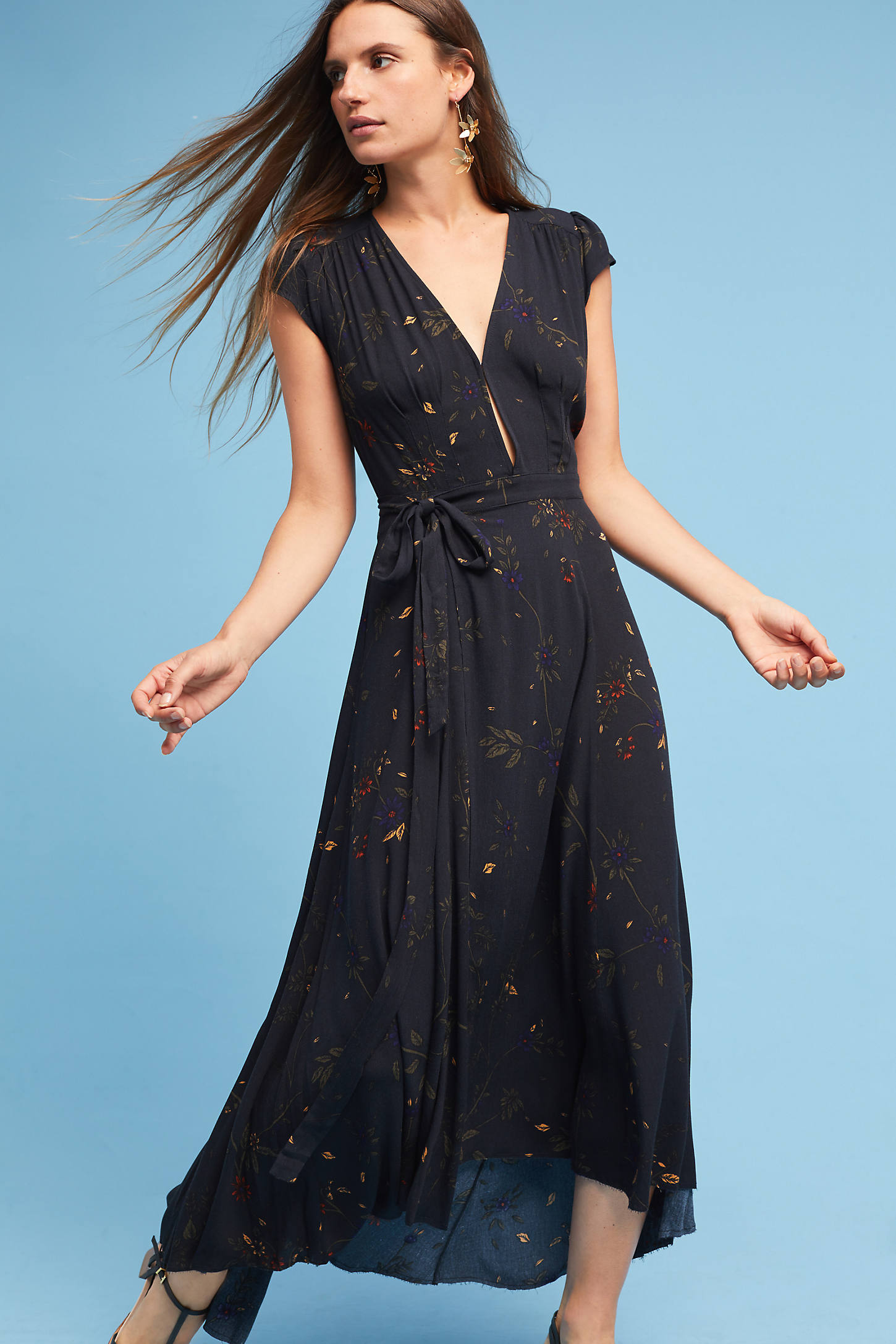 AG Eveline Wrap Dress