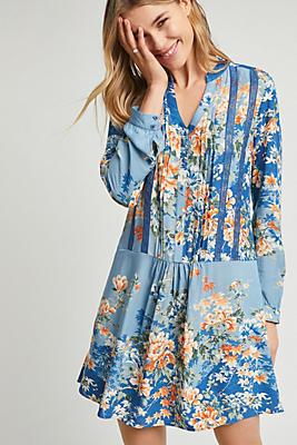 gaina printed dress