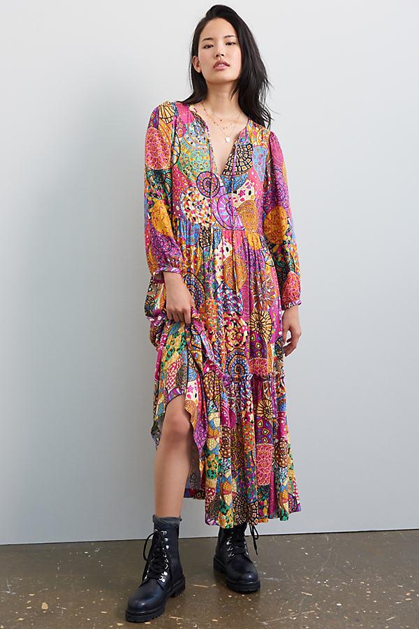 Velia Maxi Dress