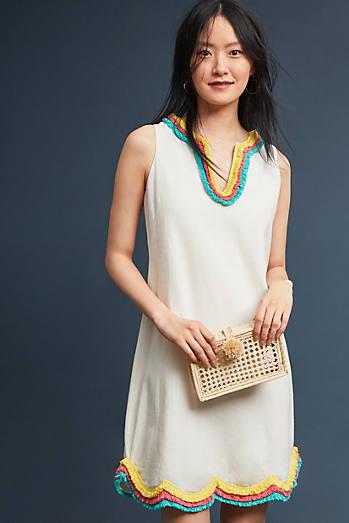 little white dresses anthropologie