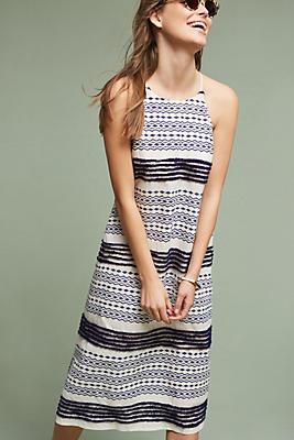 Slide View: 1: Tybee Textured Dress