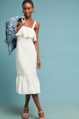 Daydreamer Linen Dress by Winston White