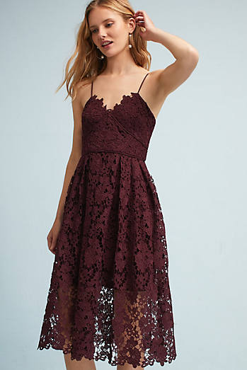 Renata Lace Dress
