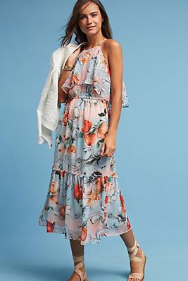 Slide View: 1: Poppy Midi Dress