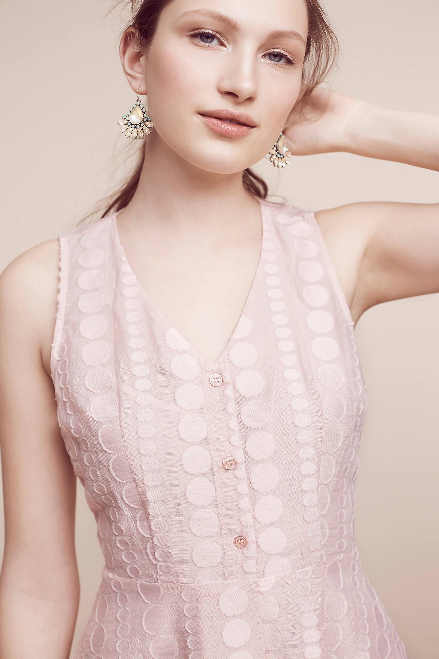 Petalla Textured Dress
