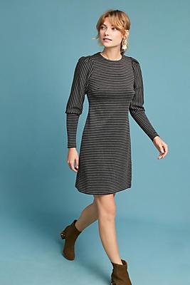 Slide View: 2: Ralia Striped Dress