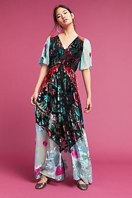 Slide View: 2: Evensong Maxi Dress