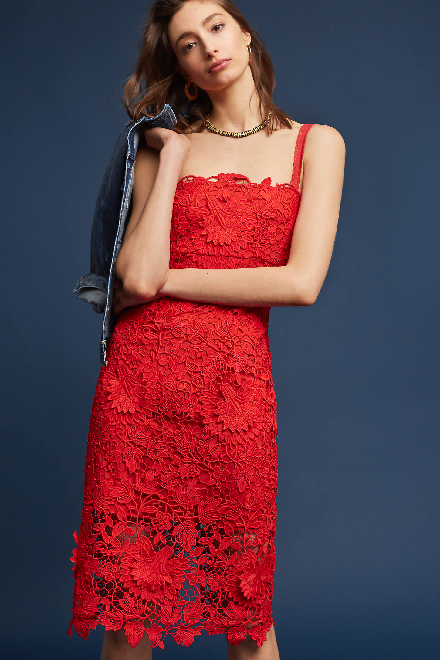 Alyra Lace Dress