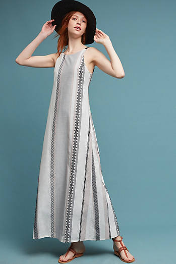 Esmera Textured Maxi Dress