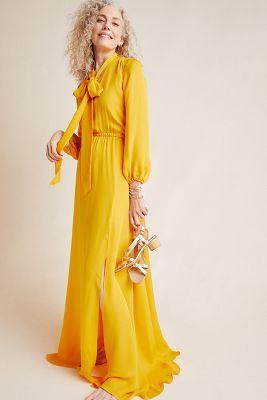 1bcb8b13d62 Cynthia Rowley Ella Silk Maxi Dress  545