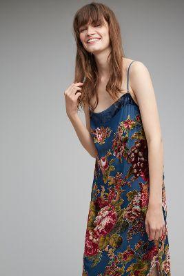 Anthropologie maxi shirt dress