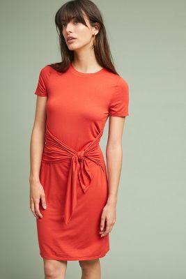 ac898c9e674 Ischia Petite Tie-Waist Dress  150