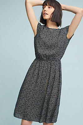 Slide View: 1: Jenel Printed Dress