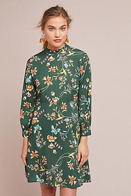 Slide View: 1: Juliet Floral Dress
