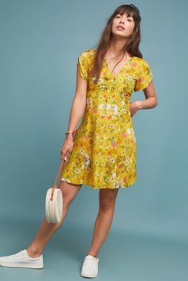 eed8e9c4ae Yumi Kim Judith Wrap Dress | Anthropologie