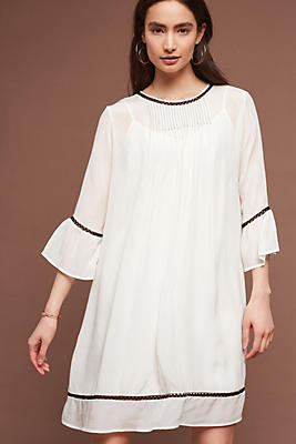 Slide View: 1: Calina Tunic Dress