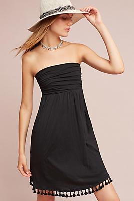Slide View: 1: Monique Strapless Dress