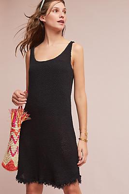 Slide View: 1: Mel Fringed Dress