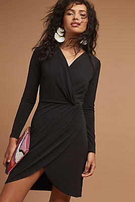 Slide View: 1: Caterina Wrap Dress