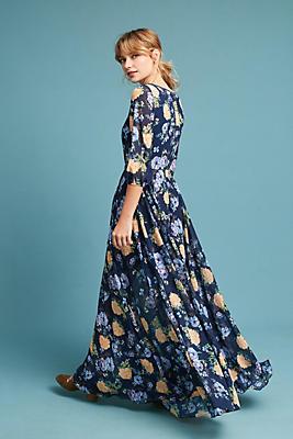 Emaria Maxi Dress | Anthropologie