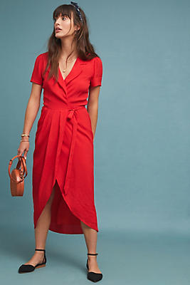 Slide View: 1: Yumi Kim Judith Wrap Dress