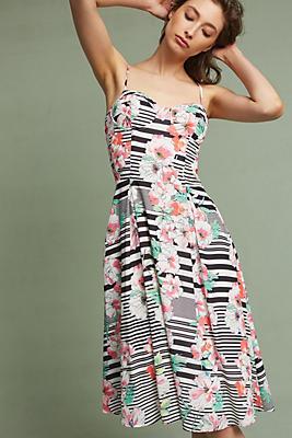 Slide View: 1: Russe Floral Dress
