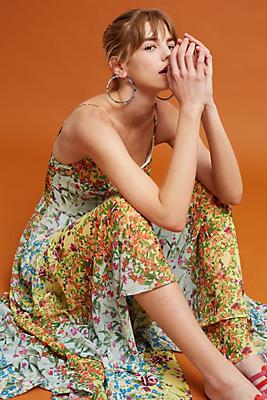 Slide View: 1: Garden Song Maxi Dress