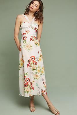 Slide View: 1: Laysan Floral Dress