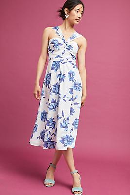 Slide View: 2: Laysan Floral Dress