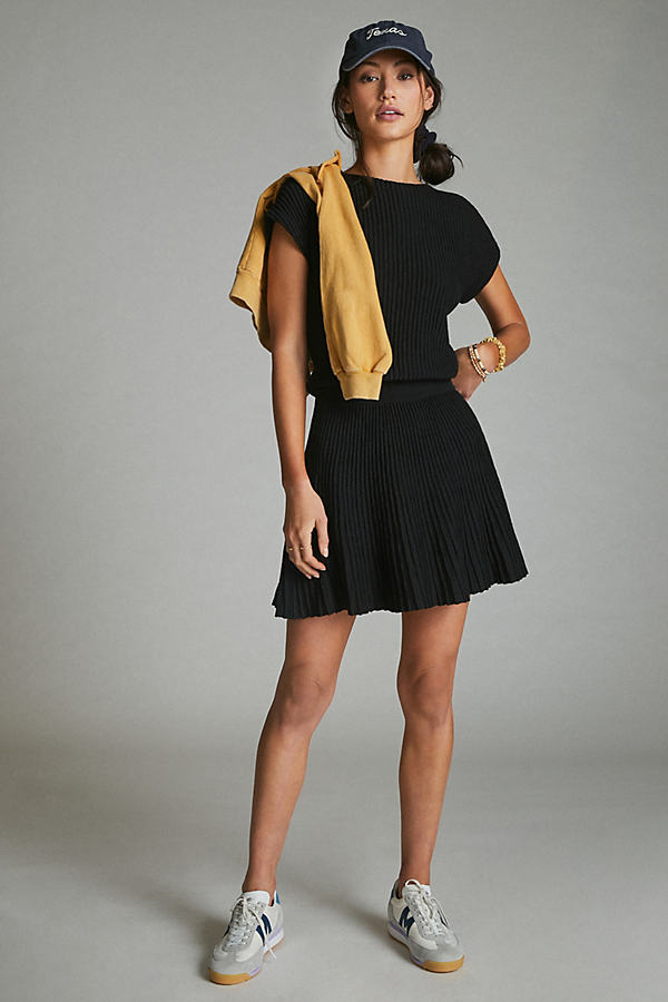 Ruth Mini Sweater Dress