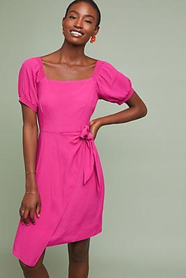 Slide View: 1: Resort Wrap Dress