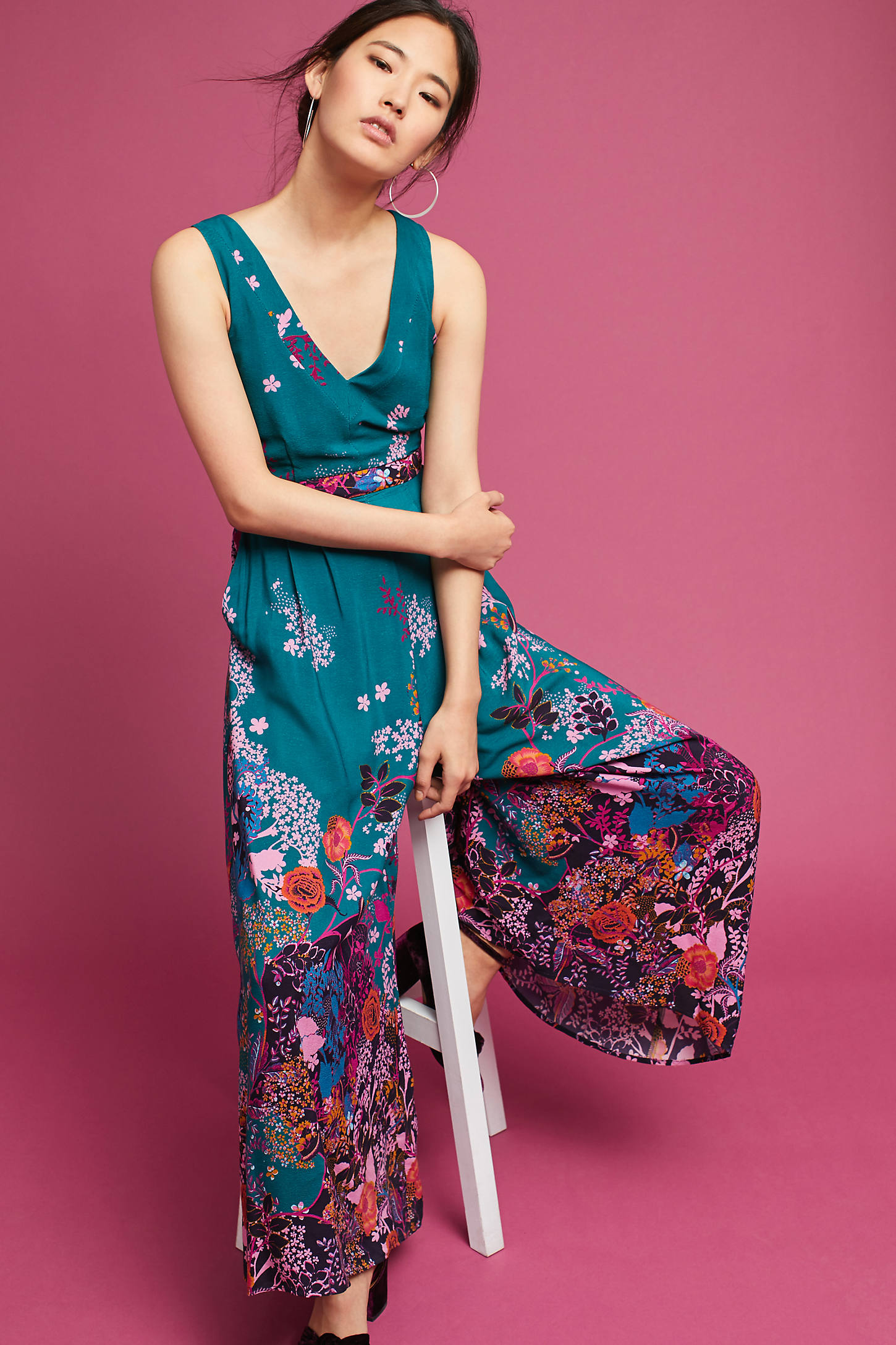 Andalusia Jumpsuit