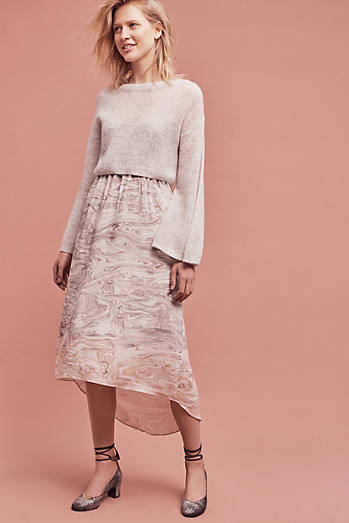 Rosay Sweater & Slipdress Set