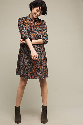 Escalante Shirtdress