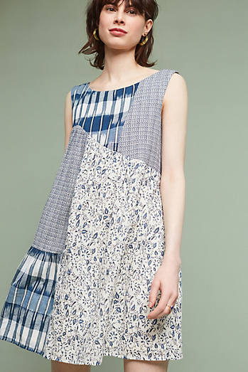 Ivy Patchwork Dress