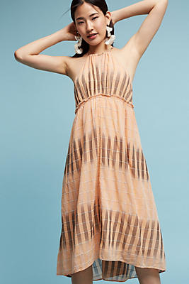 Slide View: 1: Ikat Halter Dress