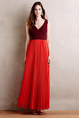 Roja Maxi Dress Anthropologie