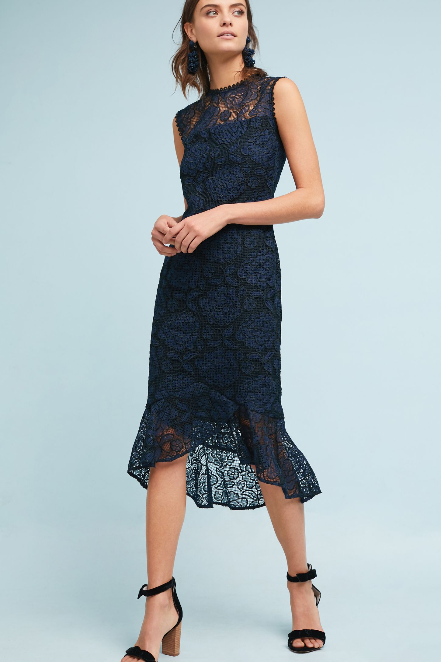 Blue - Wedding Guest Dresses | Anthropologie